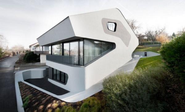 Desain Rumah Futuristik Archinstore